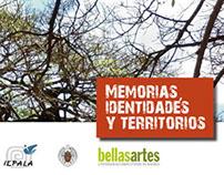 "Catalog ""Memorias, Identidades y Territorio"""
