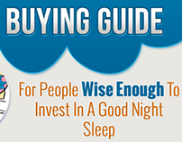 Bed Buying Guide Infographics