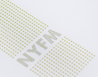 New York Food Museum Branding