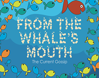 From the Whale's Mouth: The Book Cover