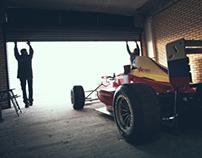 Formula-Russia tests