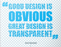 Good vs Great design