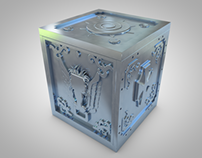 Saint Seiya Pegasus Box