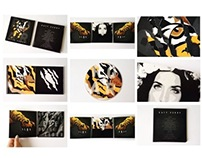 ROAR - Katy Perry (CD Cover album re-designed project)