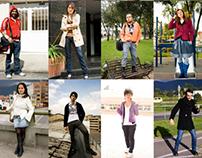 Retrato Etnográfico con visos de Moda