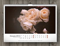 Mondorose - Calendar 2014