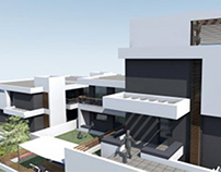 Housing Complex G152, in Thermi