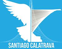 Santiago Calatrava Poster