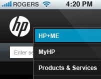 HP+ME mobile platform concept