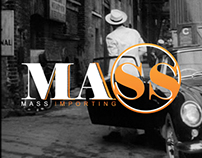 Logo Design for MASS Importing