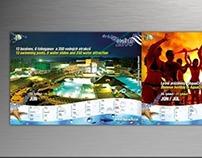 AquaCity Calendar 2014