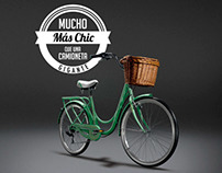 Oxford Bikes / Campaign 2013