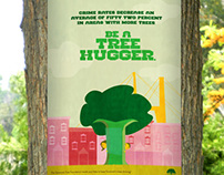 Tree Hugger Campaign (Savannah Tree Foundation)