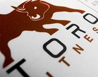 Toro Training - Business Cards