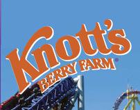 Knotts Berry Farm Brochure