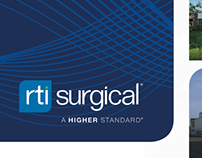 RTI Surgical Internal Posters