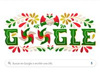 Google Doodle - Día de la Independencia de México