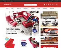 Dane Decor - Web & Mobile Design