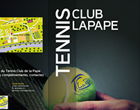 Presentation Folder - Tennis Club La Pape