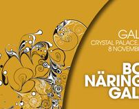 Artwork & design for gala event