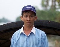 Asia Portraits