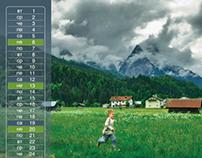 calendar Microsoft