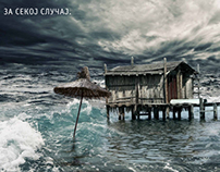 "Calendar - Sava Tabak - Insurance ""FOR ANY CASE"""