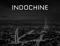 POSTER - INDOCHINE