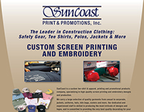 Suncoast Print & Promotions Self Promotion (on going)