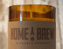 Home Brew | A Candle Company