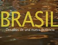 BRASIL DESAFIOS DE UNA POTENCIA