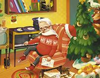 Christmas Postcard 2014