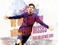 Turkish Airlines - Messi