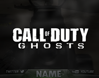 CoD: Ghosts Stream Overlay