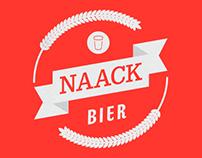 Naack bier | Identidade Visual