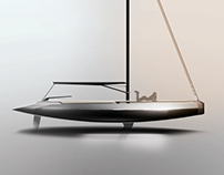 33 feet Sailboat short project (10m)