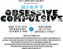 Obsessive Compulsive By Kirpy