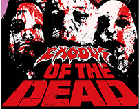Exodus - Dawn of the Dead Poster