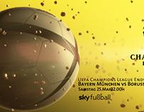 Sky Champions League Final match