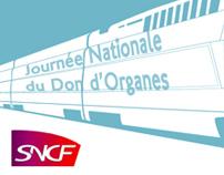Journée Don et Greffe SNCF