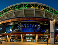 Adelaide Oval,  William Magarey Function Room