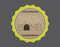 Smash Bomb Logo