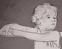 Ballet Digital Sketch