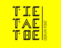 TIC TAC TOE | Type Experiment