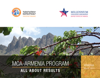 MCA-ARMENIA PROGRAM. ALL ABOUT RESULTS