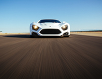 Zenvo ST1 Shoot