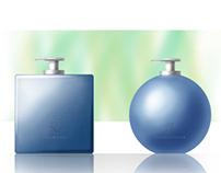 Shampoo / Conditioner Bottle Redesign