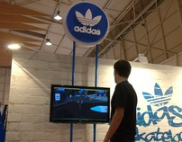 Adidas Skate Simulator