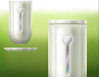 Self-heating Mug Design