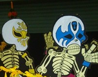 Ofrenda CMLL 2013